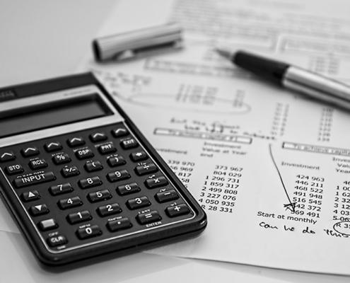 Kalkulator i dokument. Korekta kosztów uzyskania przychodów